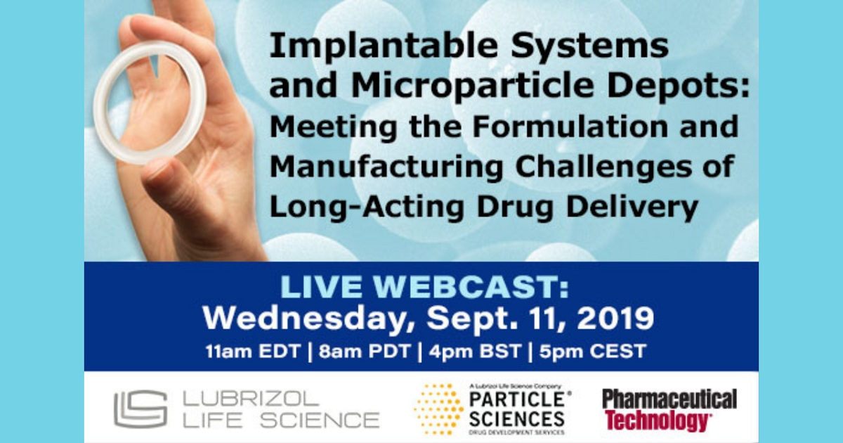Implantable Systems and Microparticle Depots
