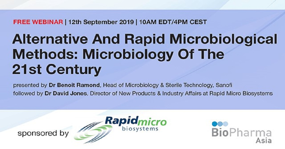 ALTERNATIVE AND RAPID MICROBIOLOGICAL METHODS: MICROBIOLOGY OF THE 21ST CENTURY