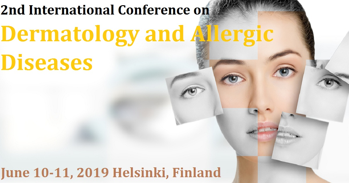 2nd International Conference on Dermatology and Allergic Diseases