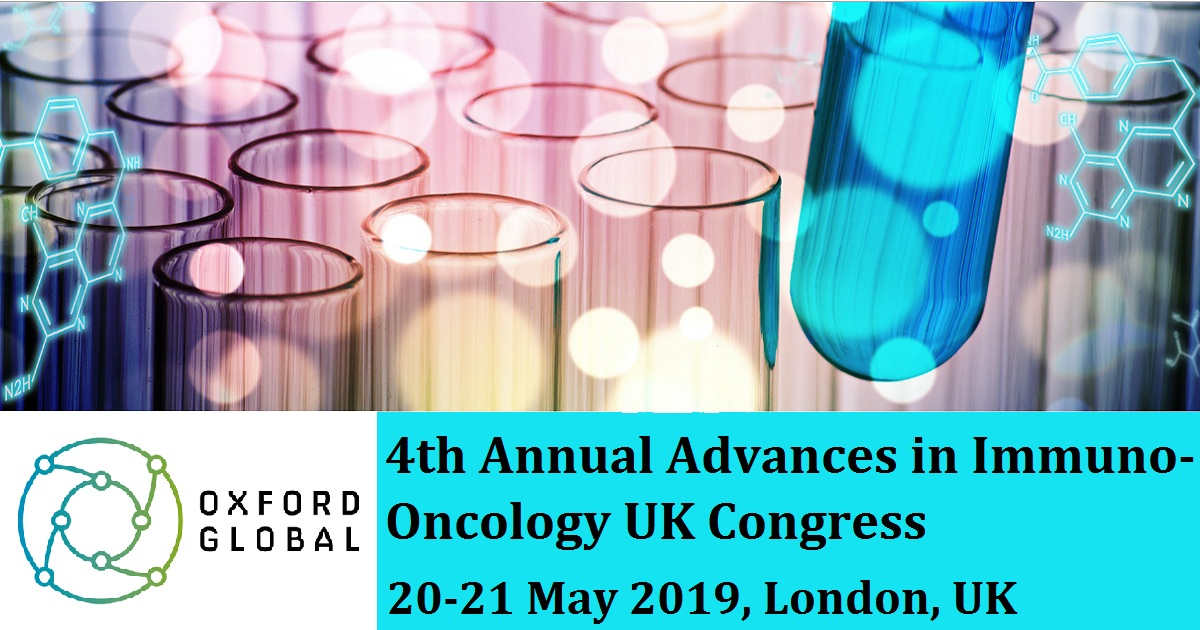 4th Annual Advances in Immuno-Oncology UK Congress