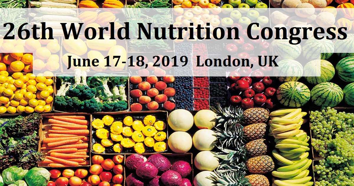 26th World Nutrition Congress
