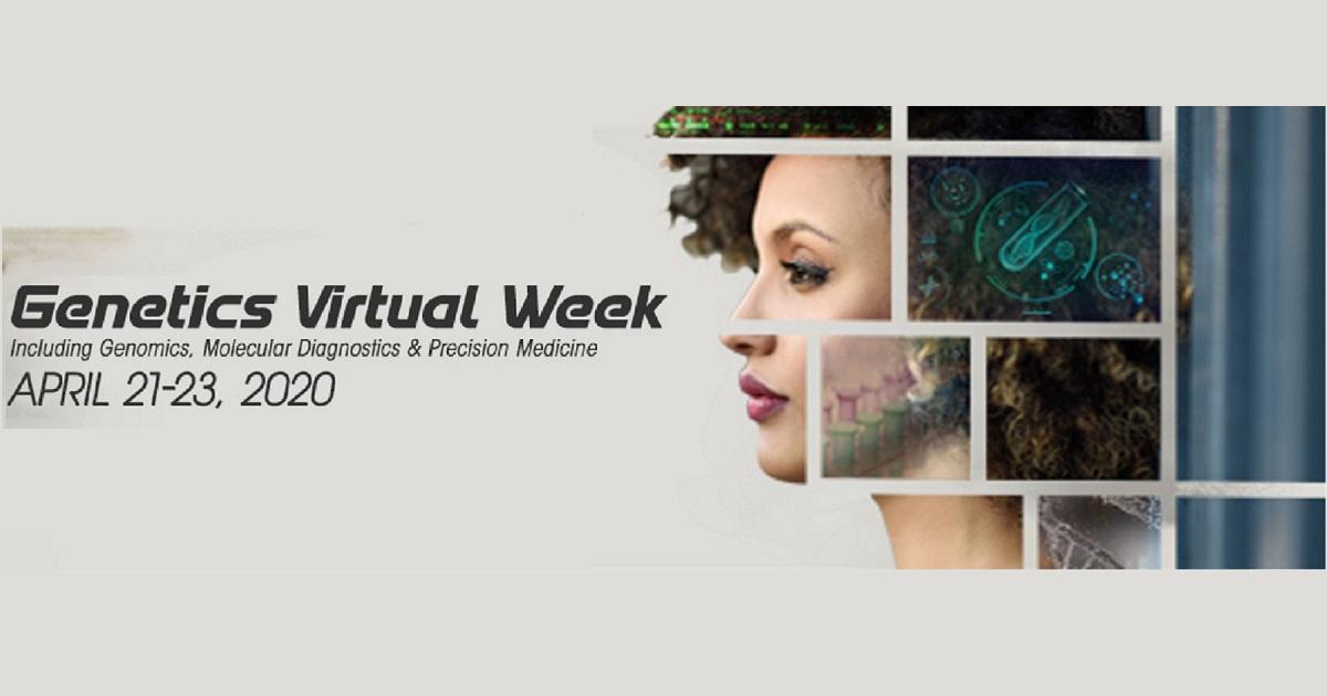 Genetics Virtual Week 2020