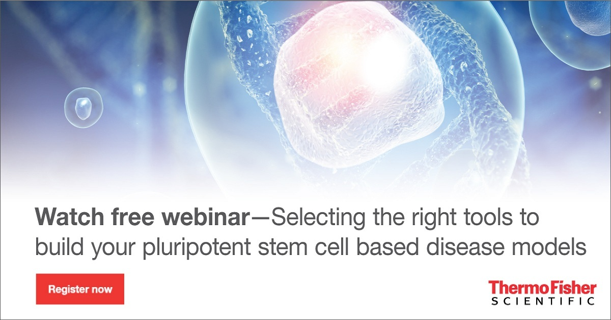 Selecting the right tools to build your pluripotent stem cell based disease models