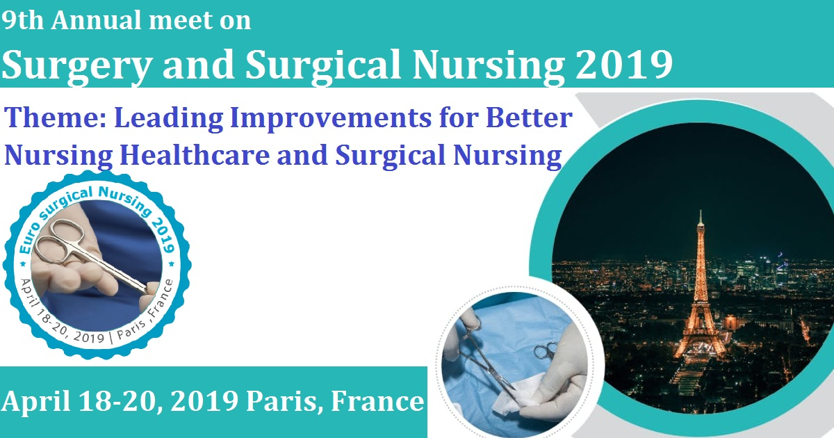 9th Annual meet on Surgery and Surgical Nursing
