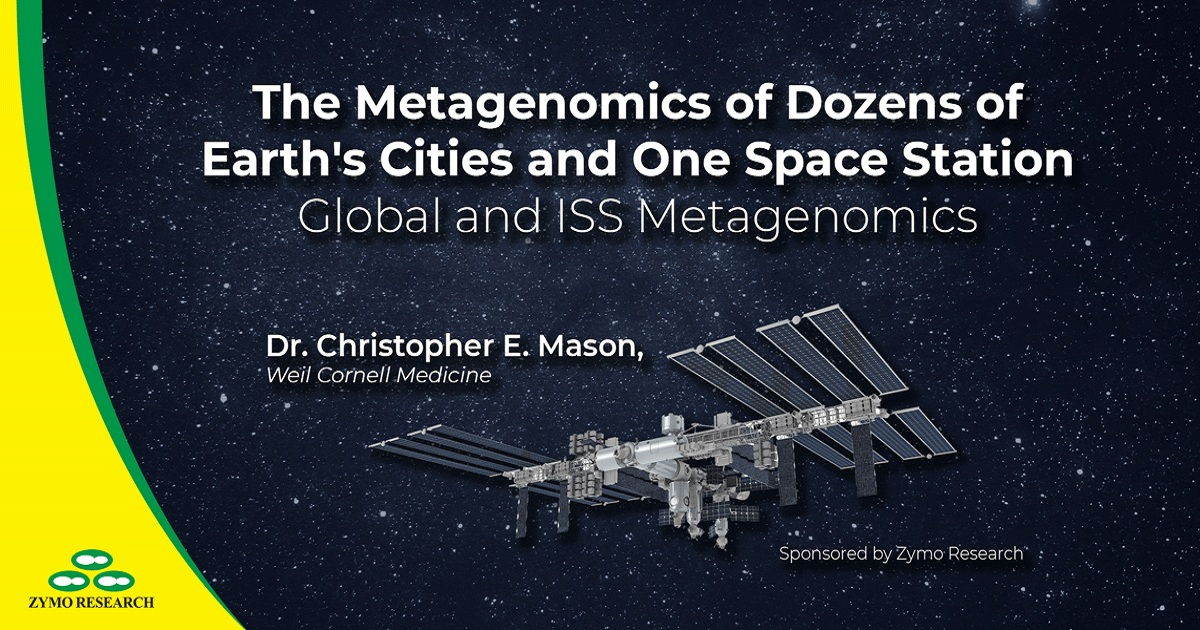 The Metagenomics of Dozens of Earth's Cities and One Space Station