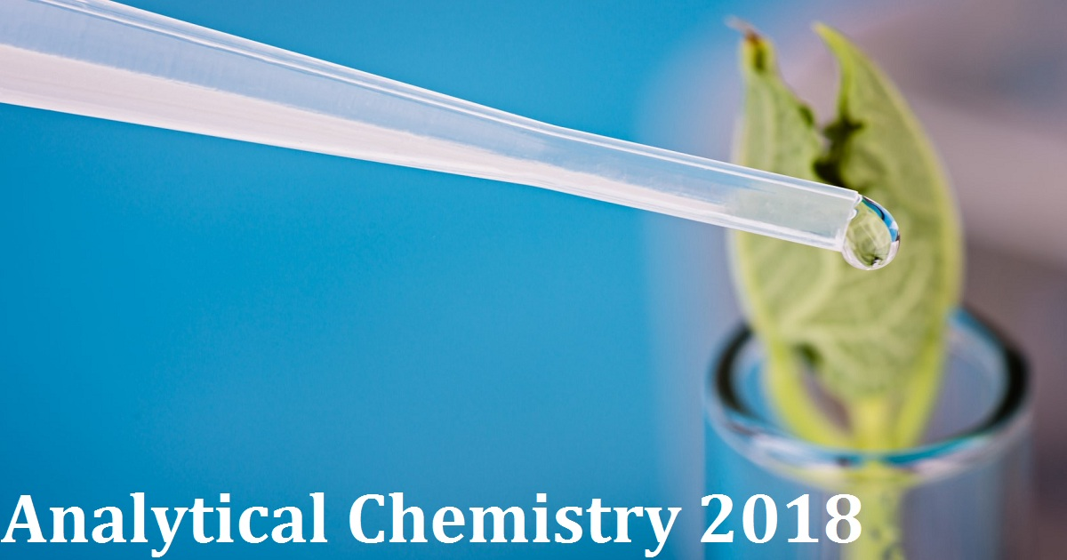 Analytical Chemistry 2018