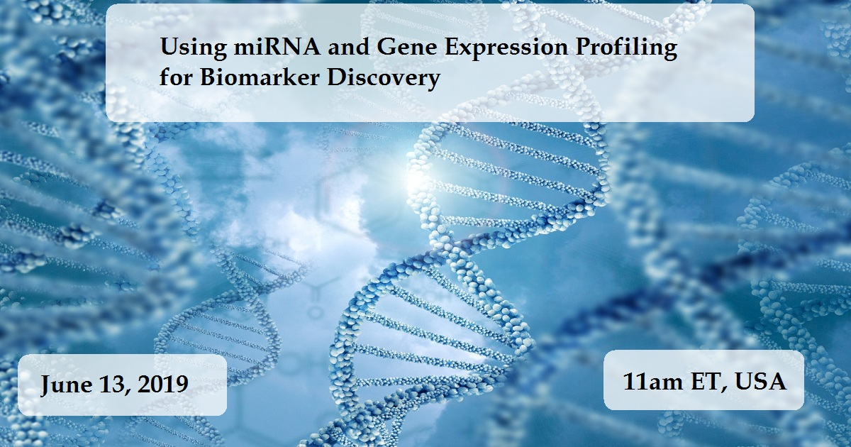 Using miRNA and Gene Expression Profiling for Biomarker Discovery