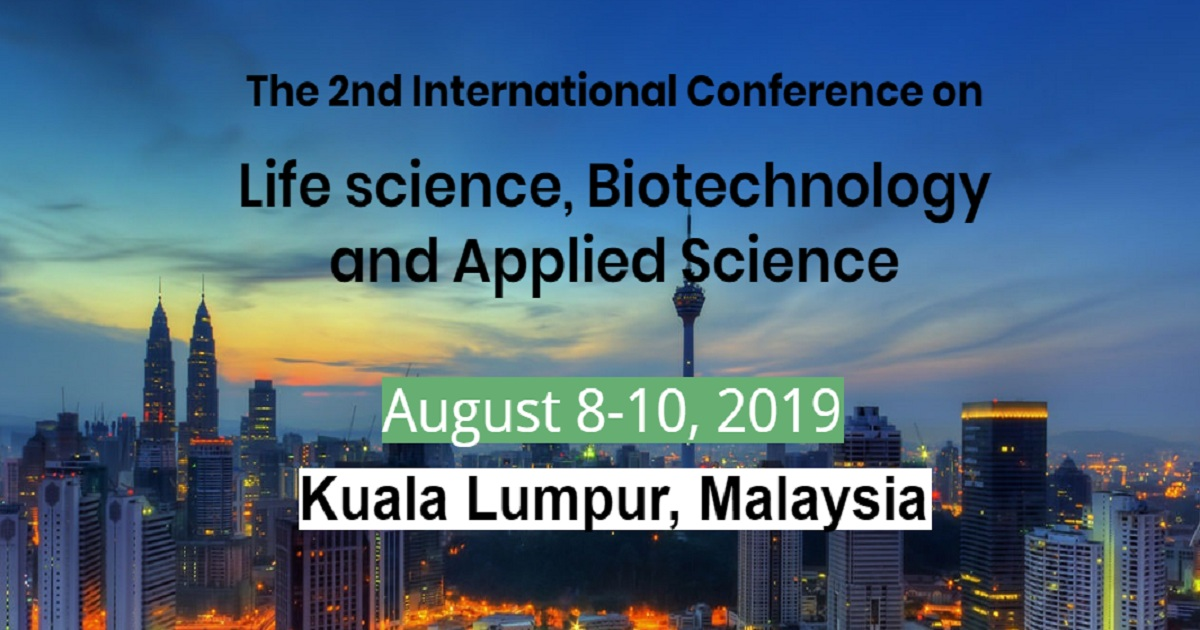 International Conference on Life science, Biotechnology and Applied Science
