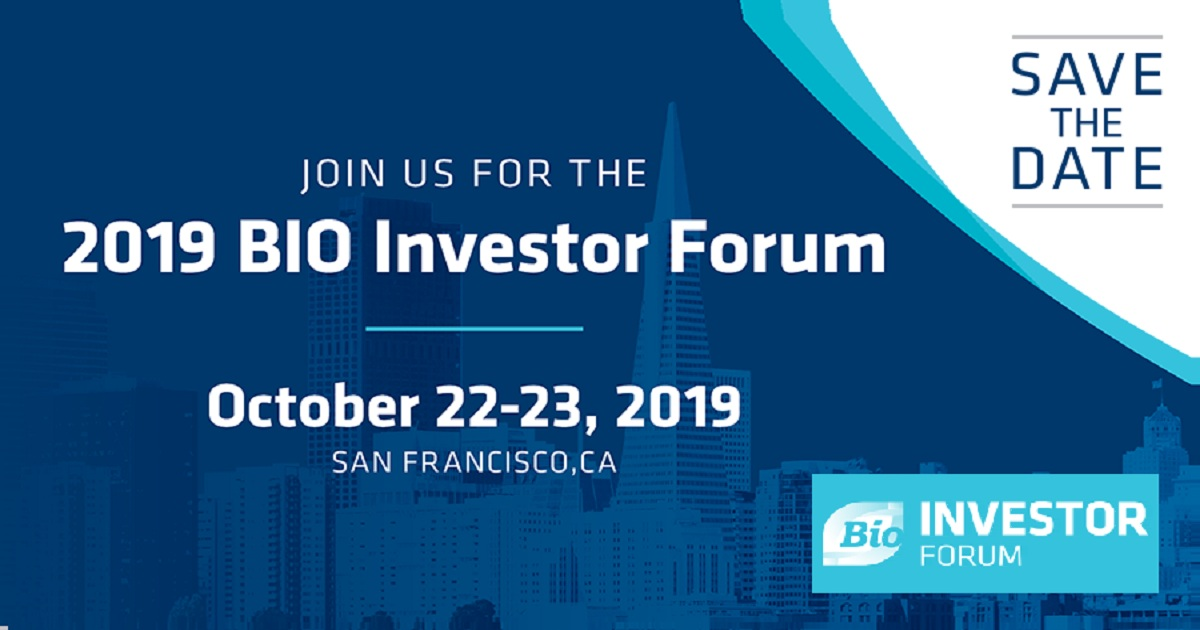 BIO Investor Forum