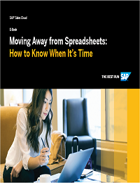 MOVING AWAY FROM SPREADSHEETS: HOW TO KNOW WHEN IT'S TIME