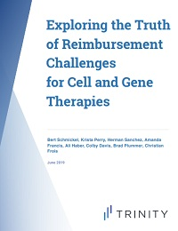 EXPLORING THE TRUTH OF REIMBURSEMENT CHALLENGES FOR CELL AND GENE THERAPIES.
