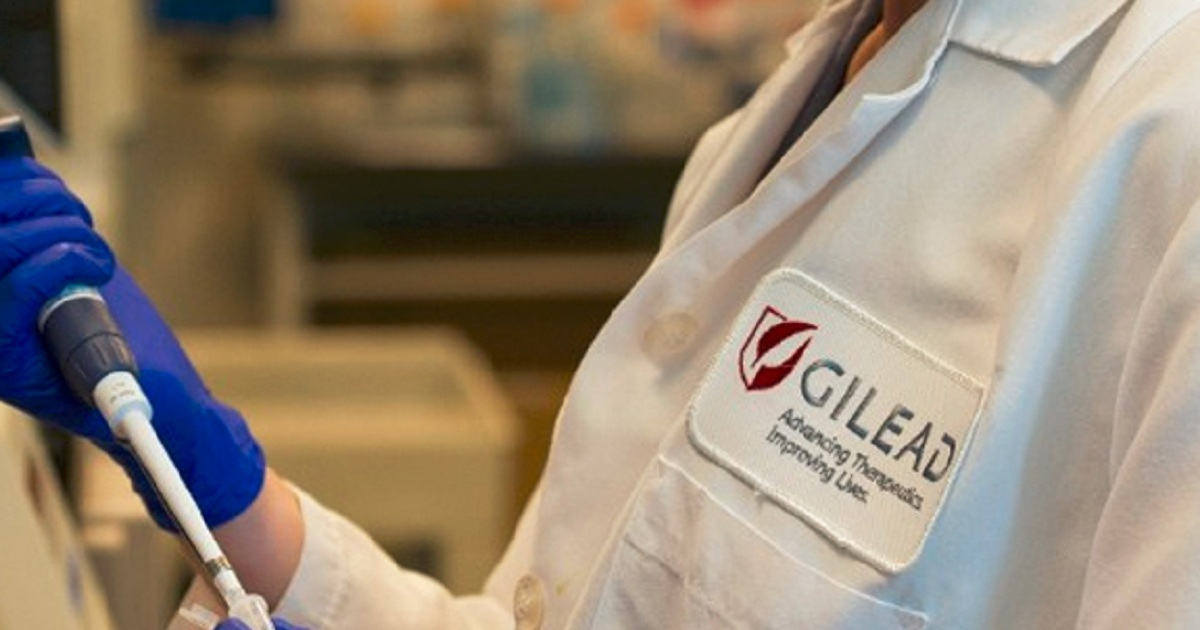 GILEAD CSO, OTHER EXECUTIVES, DEPARTING COMPANY AS CEO CONTINUES TO RESHAPE C-SUITE