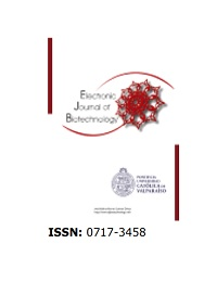 ELECTRONIC JOURNAL OF BIOTECHNOLOGY