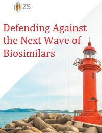 DEFENDING AGAINST THE NEXT WAVE OF BIOSIMILARS