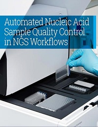 AUTOMATED NUCLEIC ACID SAMPLE QUALITY CONTROL IN NGS WORKFLOWS